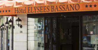 Hotel Elysees Bassano - París - Edificio