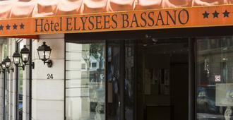 Hotel Elysees Bassano - Paris - Gebäude
