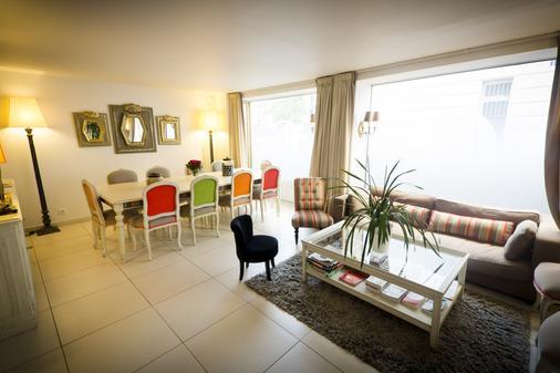 Champerret Heliopolis - Paris - Living room