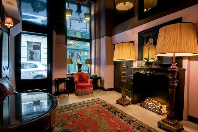 雷斯當斯藝術酒店 - 巴黎 - 巴黎 - 大廳