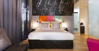 Lyric Hotel Paris - Paris - Bedroom