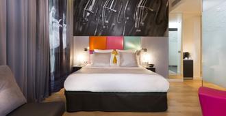 Lyric Hotel Paris - Paris - Phòng ngủ