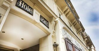 Htel Paris Rivoli - Paris - Byggnad