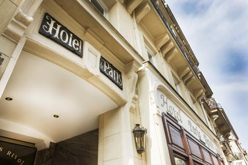 Hotel Paris Rivoli - Pariisi - Rakennus