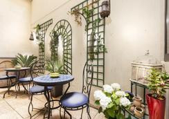 Htel Paris Rivoli - París - Restaurante