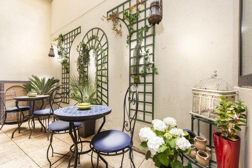 Hotel Paris Rivoli - Παρίσι - Εστιατόριο