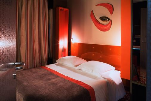 Five Boutique Hotel Paris Quartier Latin - Paris - Bedroom