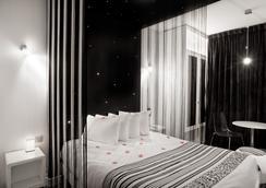 Five Boutique Hotel Paris Quartier Latin - Pariisi - Makuuhuone