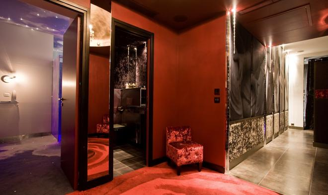 Five Boutique Hotel Paris Quartier Latin - Pariisi - Vastaanotto