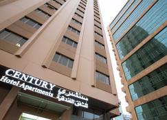Danat Century Hotel Apartments - Abu Dhabi - Building