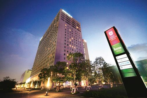 Hotel Sunroute Ariake - Tokyo - Toà nhà