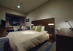 Hotel Sunroute Ariake - Tokyo - Phòng ngủ