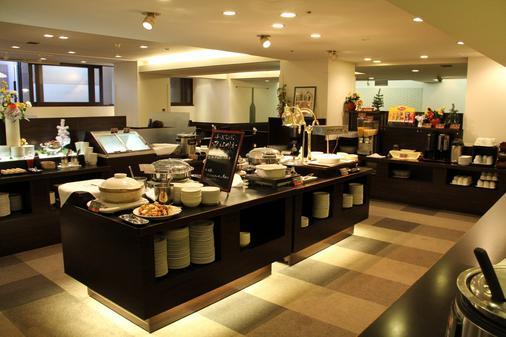 Hotel Sunroute New Sapporo - Sapporo - Buffet