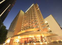 Hotel Sunroute Plaza Shinjuku - Tóquio - Edifício