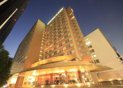 โรงแรมซันรูท พลาซ่า ชินจูกุ - โตเกียว - ห้องนอน
