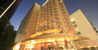Hotel Sunroute Plaza Shinjuku - Tokio - Edificio