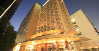Hotel Sunroute Plaza Shinjuku - Τόκιο - Κτίριο