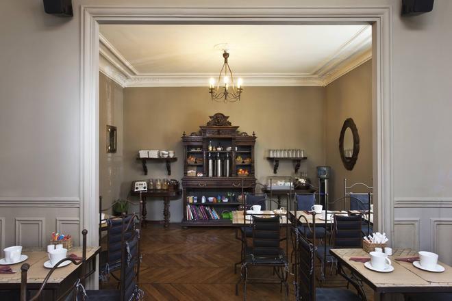 Hotel De La Porte Dorée - Paris - Restaurant