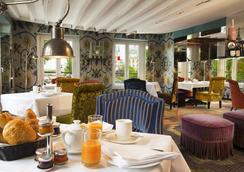 Hotel le Notre Dame - Παρίσι - Εστιατόριο