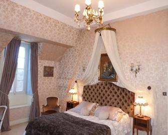 Chateau d'Urbilhac - Lamastre - Bedroom