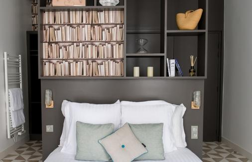 1er Etage Opera - Paris - Bedroom