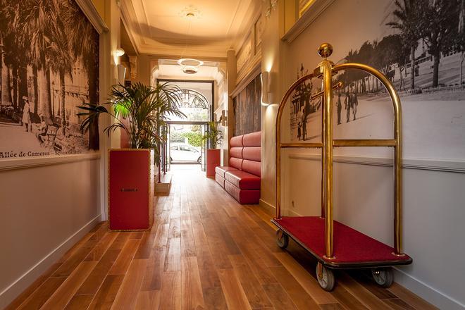 Hôtel Nice Excelsior - Nice - Hallway