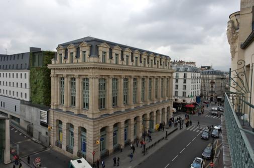 里奇蒙德酒店 - 巴黎 - 巴黎 - 建築