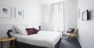 Hôtel La Cour Carrée Bordeaux Centre - Bordeaux - Bedroom