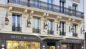 Hotel Waldorf Montparnasse - Paris - Building