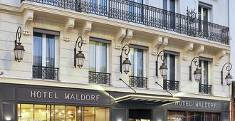 Hotel Waldorf Montparnasse - Pariisi - Rakennus