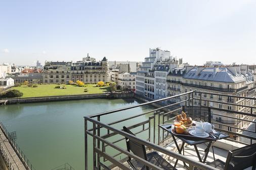 Hotel Victor Hugo Paris Kléber - Paris - Balcony