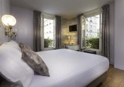 Hôtel Jeanne d'Arc Le Marais - Pariisi - Makuuhuone
