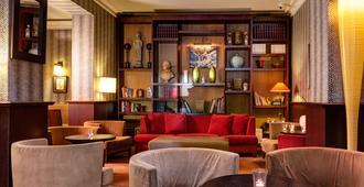 蒙特弗盧里酒店 - 巴黎 - 巴黎 - 休閒室