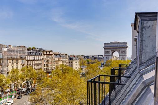 Montfleuri Hotel - Pariisi - Parveke