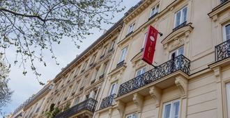 Montfleuri - Παρίσι - Κτίριο