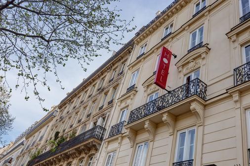 Montfleuri Hotel - Pariisi - Rakennus