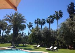 Dar Ayniwen Garden Hotel & Bird Zoo - Marrakesh - Pool