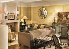 Hotel Le Saint - Paris - Lounge