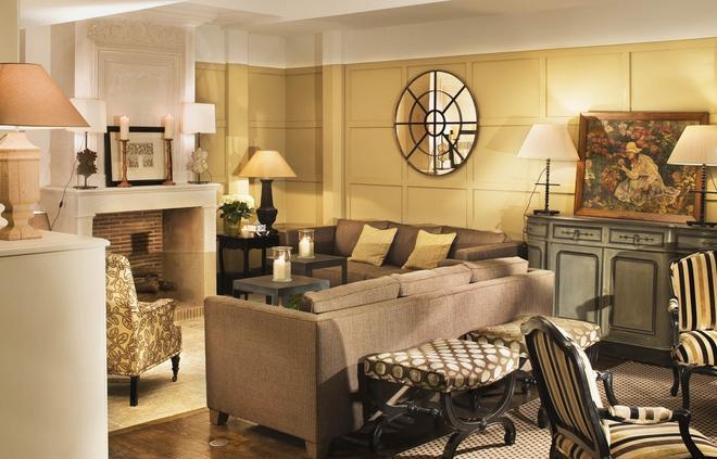 Le Saint - Paris - Lounge