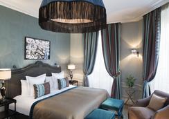Hotel Le Saint - Paris - Bedroom