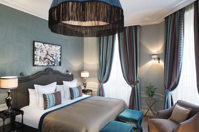 Le Saint - Paris - Bedroom