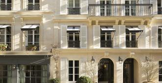 Hotel Le Saint - París - Edificio