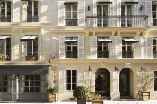Hotel Le Saint - Paris - Building