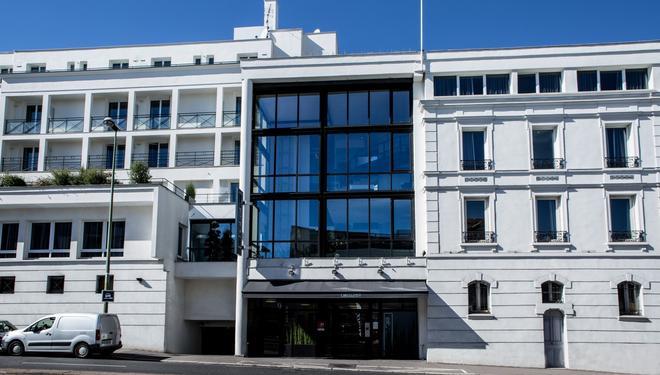 Hotel Atrium - Suresnes - Gebäude
