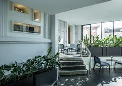 Hotel Atrium - Suresnes - Lobby