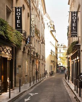 Hotel Villa d'Estrees - Παρίσι - Κτίριο