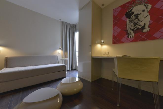 Hôtel Le Quartier Bercy Square - Paris - Παρίσι - Σαλόνι