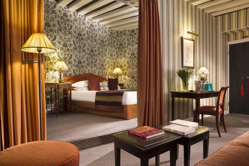 Hotel Residence des Arts - Παρίσι - Κρεβατοκάμαρα