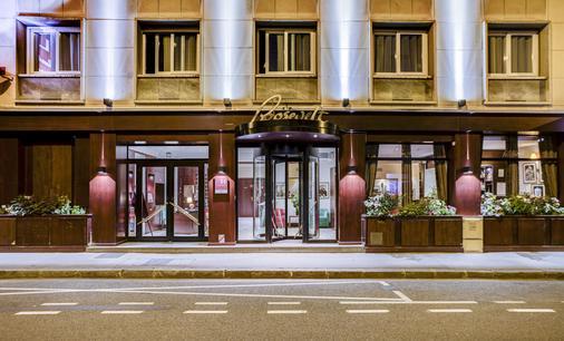 Hôtel Le Roosevelt - Lyon - Rakennus