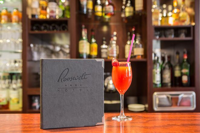 Hôtel Le Roosevelt - Lyon - Bar